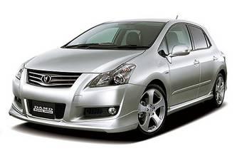 Тюнинг-ателье Toyota Modellista International выпустила два тюнинг-кита для нового Toyota Balde.