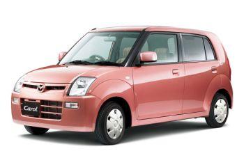 Mazda Carol прошла малую модернизацию.
