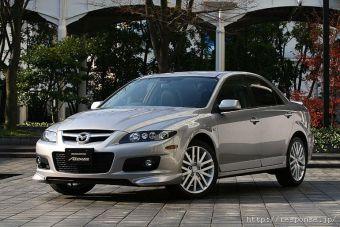 Mazda Atenza, Mazda RX-8 и Mazda Roadster доработанные брэндом M'z Tune покажут на автошоу в Токио.