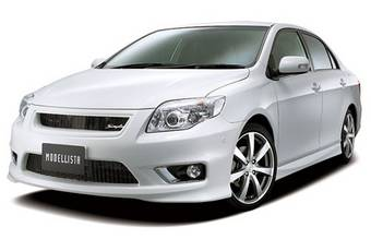 Toyota Corolla стала самым продаваемым автомобилем в 2006 году в Японии.