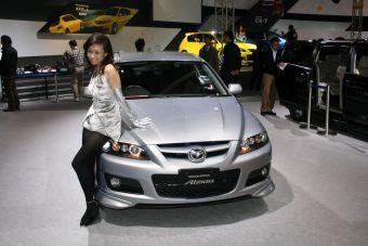 Компания Mazda и ее отделение MazdaSpeed представили свои разработки в области кастомизации штатных автомобилей на Токийском тюнинг-салоне 2007.