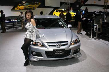 Mazda на Токийском тюнинг-шоу