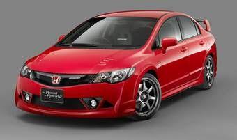 «Road to Racing» Honda Civic от Mugen