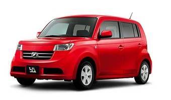 На внутренний японский рынок вышла новая комплектация Toyota bB