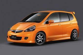 Mugen Honda Fit Spec.D Concept