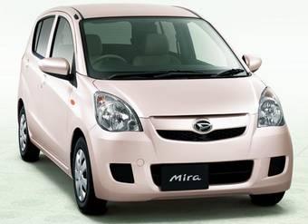 10 000 автомобилей Daihatsu Mira уже нашли своих владельцев в Японии.