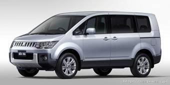 Автомобили Delica начнут производить на заводе Pajero.