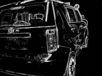 Судя по всему, автор специально выложил негативы, а не обыкновенные снимки для того, чтобы разжечь интерес потенциальных покупателей этого автомобиля.