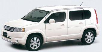 Новый SUV Honda RX в феврале выходит в Японии.