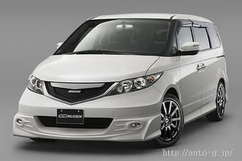Honda Elysion прошла подготовку в студии Mugen.