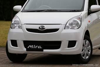 Новое поколение Daihatsu Mira выходит в Японии.