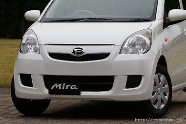 Компания Daihatsu выпускает новое поколение Mira
