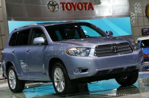 Новое поколение Toyota Highlander и Highlander Hybrid