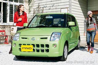 Японки оценили Nissan Pino в первый месяц продаж.