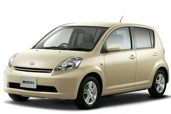 Subaru приобретет у Daihatsu автомобили Daihatsu Boon, которые поступят на европейский рынок осенью этого года под маркой Subaru Justy.