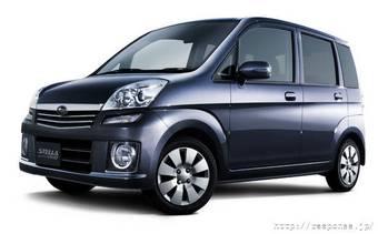"Subaru Stella ""R Special"" выходит на рынок Японии."