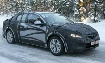 Mazda6 оснастят новым 250-сильным двигателем Cyclone объемом 3,5 литра от Ford, а также 2,5-литровым 4-цилиндровым мотором.