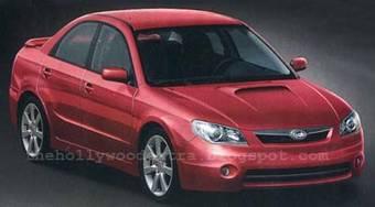Возможно, именно так будет выглядеть Subaru Impreza следующего поколения
