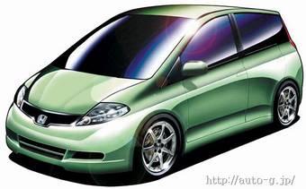 Японские автопроизводители готовятся к следующему раунду за звание лучшего на рынке малогабаритных автомобилей. (На иллюстрации концепт нового поколения Honda Fit.)