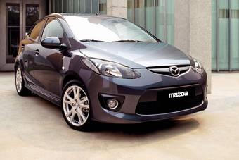 Новое поколение Mazda Mazda2 представлено в Женеве.