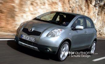 Мини-кроссовер на базе Toyota Yaris и Honda Jazz скоро появятся на дорогах Европы.