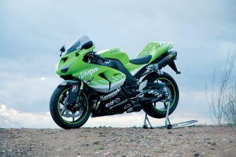 Kawasaki Ninja ZX-10R MotoGP (Replica).