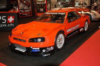 Nissan Skyline GT-R от компании DigitalChip