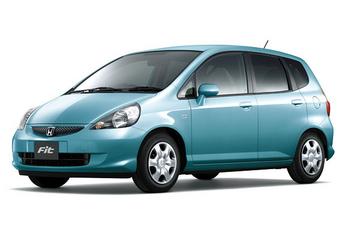 В сентябре Honda выпустит новое поколение хэтчбэка Hoda Fit. (На фото текущее поколение).