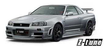 """""""Из-за того, что уже невозможно найти подходящий Nissan Skyline GT-R"""", NISMO завершает выпуск Nissan Skyline R34 GT-R """"Z-tune""""."""