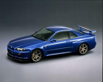 Nissan Skyline в апреле празднует свое пятидесятилетие.