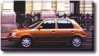 Вчера было объявлено об отзыве 1.01 миллиона автомобилей March, Micra и Cube, произведенных в период с 1991 по 2000 год.