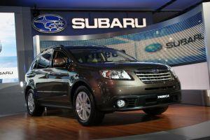Subaru Tribeca на автосалоне в Нью-Йорке