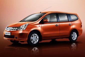 Nissan Grand Livina – новый автомобиль для мирового рынка.