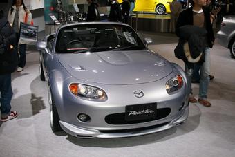 В Японии начались продажи Mazda Roadster M