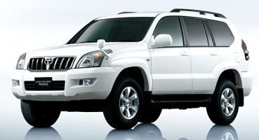 Toyota выпускает новые комплектации Toyota Land Cruiser Prado и Toyota Hilux Surf