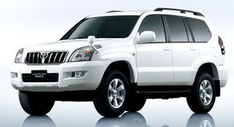 На внутреннем рынке Японии начались продажи новых комплектаций автомобилей  Toyota Land Cruiser Prado и  Toyota Hilux Surf.