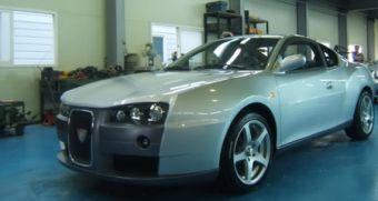 Концепт-кар Geely, возможно, будет клоном Nissan GT-R.