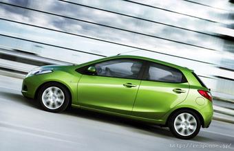 Mazda2 поступит в Китай раньше, чем на другие рынки.
