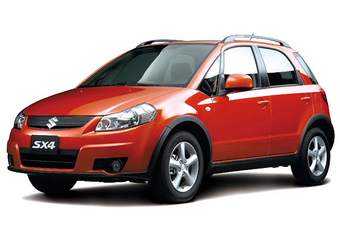 Suzuki открыла свою экспозицию в Китае.