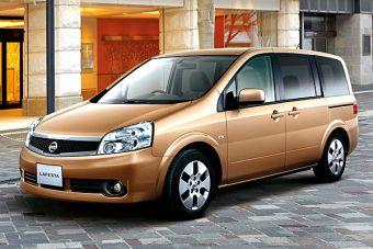 Nissan Lafesta в мае преобразится.