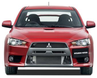 MMC официально представила автомобили Mitsubishi Lancer Evolution X и Mitsubishi Galant Fortis для японского и мирового рынков.