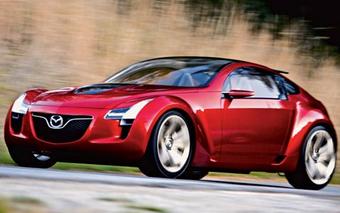 Mazda RX-7 сделают в духе Kabura.