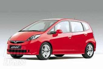 В Интернете началась медийная подготовка к встрече нового поколения Honda Jazz (Honda Fit).