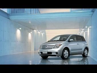 Новое поколение Toyota ist будет представленно в июле. На фото показано текущее поколение.