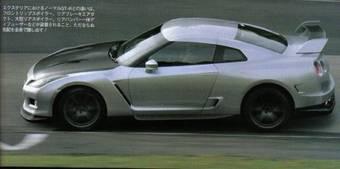Топовая версия Nissan GT-R с 450-сильным двигателем будет стоить более $80 000.
