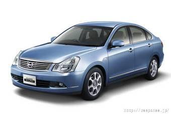 Nissan обновил модель Bluebird Sylphy.