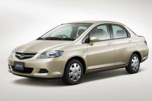 Honda обновила автомобиль Honda Fit Aria