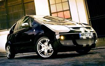 "Mitsubishi Colt ""Black Hawk CZT"" вышел в Англии."
