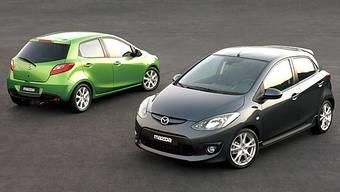 Продажи Mazda2 (Mazda Demio) стартуют нынешним летом.