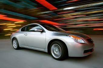 Nissan Altima назван лучшим автомобилем в своём классе.